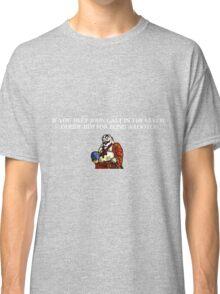 Dark Buddhism Classic T-Shirt