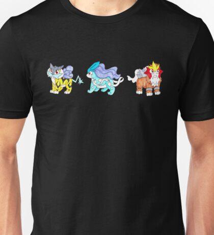 Legendary Dogs Unisex T-Shirt