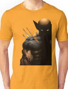 dark wolverine Unisex T-Shirt