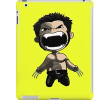 wolverine comics iPad Case/Skin