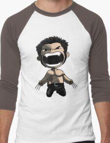 wolverine comics Men's Baseball ¾ T-Shirt