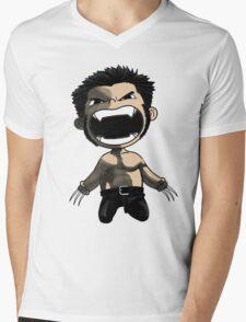 wolverine comics Mens V-Neck T-Shirt