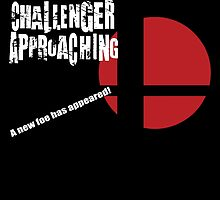 Super Smash Bros: Challenger Approaching! (3DS Style) by Queen Polistae
