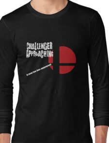 Super Smash Bros: Challenger Approaching! (3DS Style) Long Sleeve T-Shirt