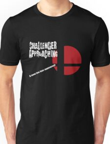 Super Smash Bros: Challenger Approaching! (3DS Style) Unisex T-Shirt