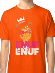 ENUF is ENUF_Black Classic T-Shirt