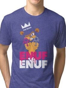 ENUF is ENUF_Black Tri-blend T-Shirt