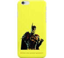 super batman iPhone Case/Skin