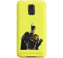 super batman Samsung Galaxy Case/Skin