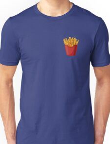 French Fries Graphic Unisex T-Shirt