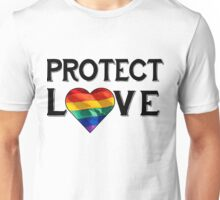 Protect Love Unisex T-Shirt