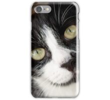 He Knows iPhone Case/Skin