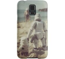 Tatooine beach Samsung Galaxy Case/Skin