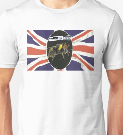 GOD SAVE THE BEES Unisex T-Shirt