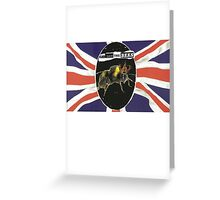 GOD SAVE THE BEES Greeting Card