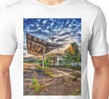 Abandoned Garage Unisex T-Shirt