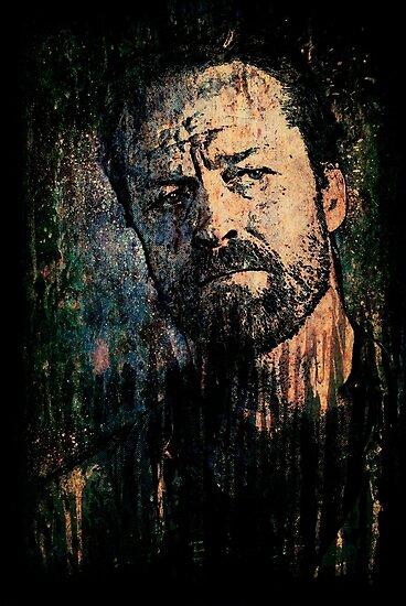 Jorah Mormont by David Atkinson