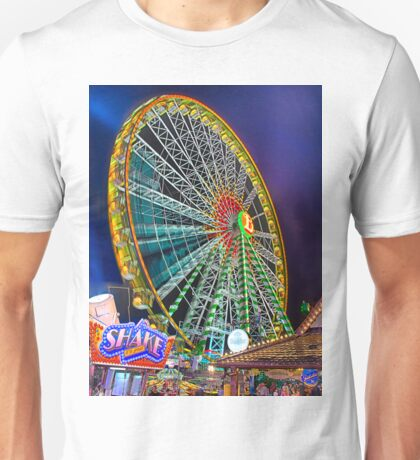 The Ferris Wheel Unisex T-Shirt