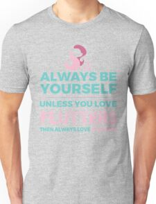 Always Love Flutters Unisex T-Shirt