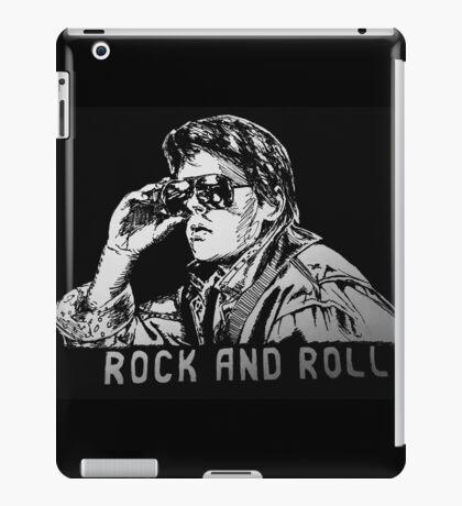 Marty McFly iPad Case/Skin