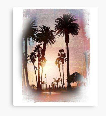 I'm going going, back back, to Cali Cali Canvas Print
