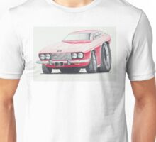 Jensen Interceptor III by Glens Graphix Unisex T-Shirt