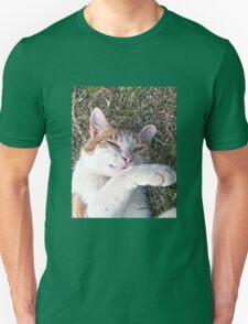 Cat smiling T-Shirt