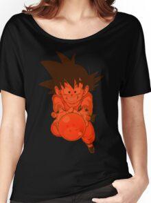 Kid Goku Women's Relaxed Fit T-Shirt