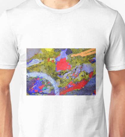 Graffiti 5 Unisex T-Shirt