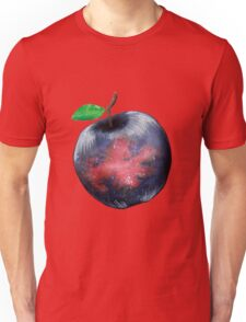 The galactic space apple! Unisex T-Shirt