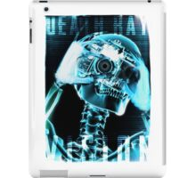 Cool,  street tough, fashionable X Ray T-Shirt iPad Case/Skin