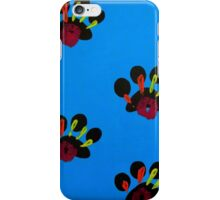 the bond between a dog and their person iPhone Case/Skin