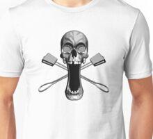 Rock Climbing Skull Unisex T-Shirt