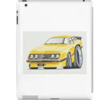 Escort RS2000 Mk2 By Glens Graphix iPad Case/Skin