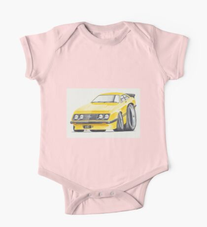 Escort RS2000 Mk2 By Glens Graphix One Piece - Short Sleeve