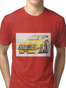 Escort RS2000 Mk2 By Glens Graphix Tri-blend T-Shirt
