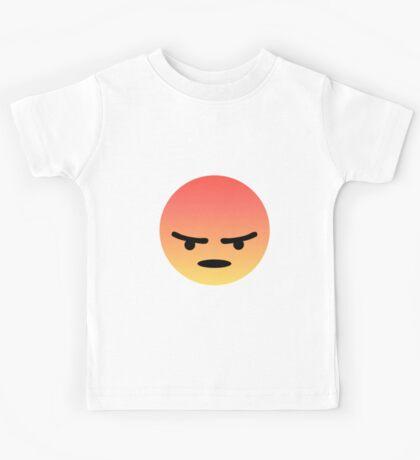 Angry React Kids Tee