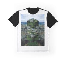 Cubed Hill  Graphic T-Shirt