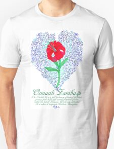 Osmanlı Zambağı Unisex T-Shirt