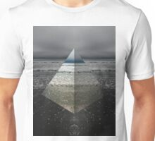Triangled Beach  Unisex T-Shirt