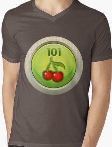 Glitch Achievement entrylevel fruit tree harvester Mens V-Neck T-Shirt