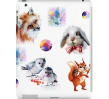 animals pattern iPad Case/Skin