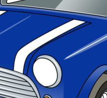 Classic Mini #3 Sticker
