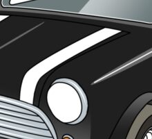 Classic Mini #4 Sticker
