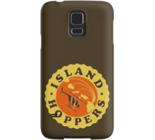 Island Hoppers /yellow Samsung Galaxy Case/Skin