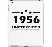 1956 LIMITED EDITION iPad Case/Skin