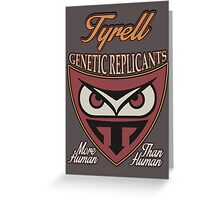 Tyrell Corporation T-Shirt Greeting Card
