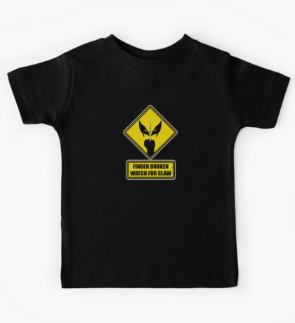 Watch for Claw! Kids Tee