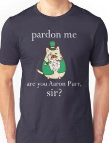 Hamilcat Art Design for Alexander Hamilton fans Vote For Hamilton Unisex T-Shirt