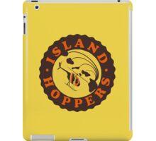 Island Hoppers /brown iPad Case/Skin